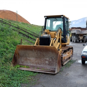 Bulldozers CATERPILLAR 941B