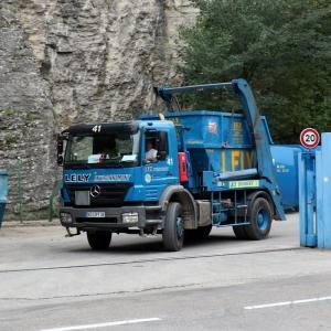 Camion multi-gazole - Lely Environnement