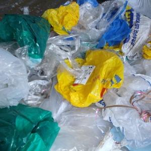 Collecte des plastiques