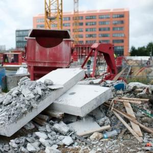 Tri des déchets de chantier pour les entreprises de gros oeuvre - Lely envirronnement