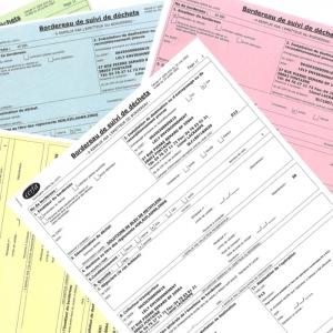 Gestion des documents administratifs pour les déchets de gros oeuvre