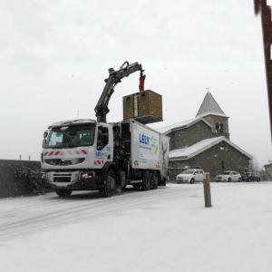 Lely Environnement, un acteur du tri et de la gestion des déchets à proximité de ses partenaires de l'Isère
