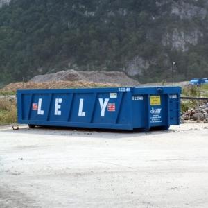 Logistique et mise à disposition de bennes pour évacuation des déchets de chantier du BTP