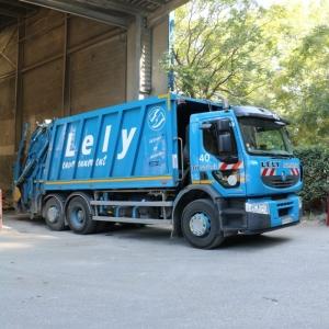 Services de collecte et de valorisation des déchets