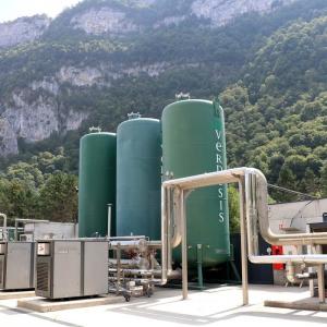 traitement du H2S, des COV et des siloxanes