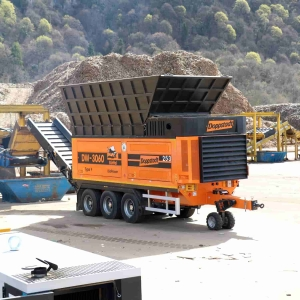 Broyeur lent Doppstadt Bio Power DW 3060