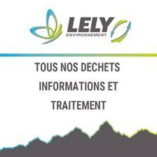 Informations sur le traitement des déchets
